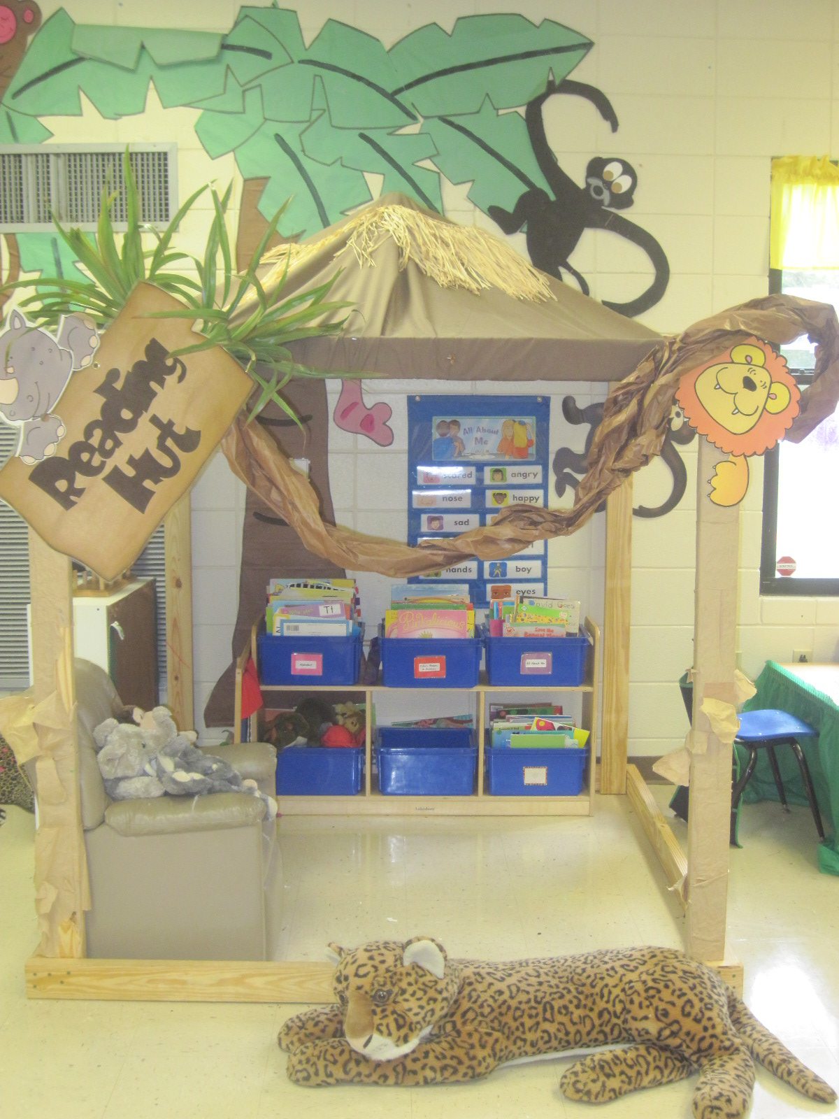Classroom Decor Jungle ~ Stunning classroom decorating ideas to make your